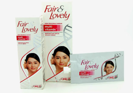 Fair & Lovely Krim Pencerah Harian Multi Vitamin